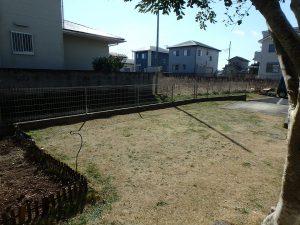 千葉県館山市湊の不動産、中古住宅、戸建て、移住、庭の広さもちょうど良い