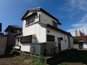 千葉県南房総市白浜町乙浜の不動産、中古戸建て、収益物件、別荘、海前、海望む、雨戸サッシは交換しました
