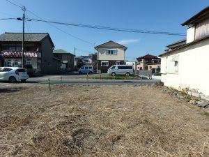 千葉県鴨川市前原の不動産、土地、前原海岸近く、別荘、移住用途、かつては活気があった場所