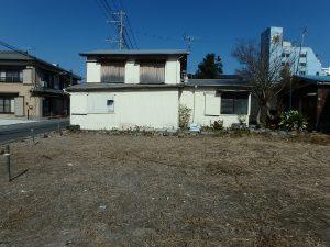 千葉県鴨川市前原の不動産、土地、前原海岸近く、別荘、移住用途、今はシャッターも増え