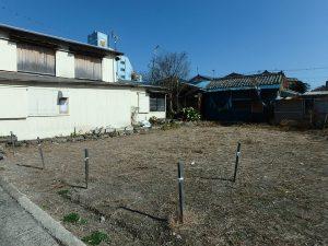 千葉県鴨川市前原の不動産、土地、前原海岸近く、別荘、移住用途、再び活気を戻したい