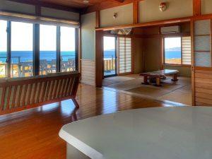 千葉県館山市加賀名の不動産、海が見える別荘、ポピーランド、海一望、海が良く見える