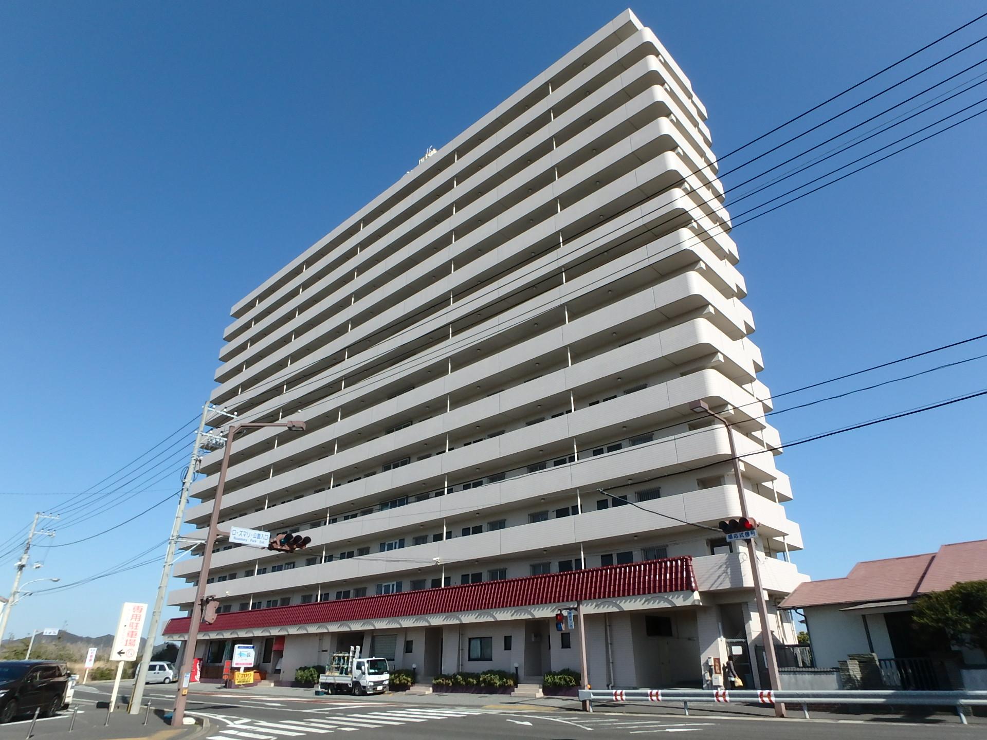 千葉県南房総市白子のマンション新着、フラワーコースト南房