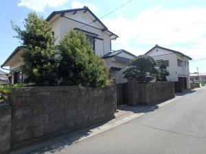 千葉県館山市八幡の不動産、戸建て、移住、利便性が優れた立地です