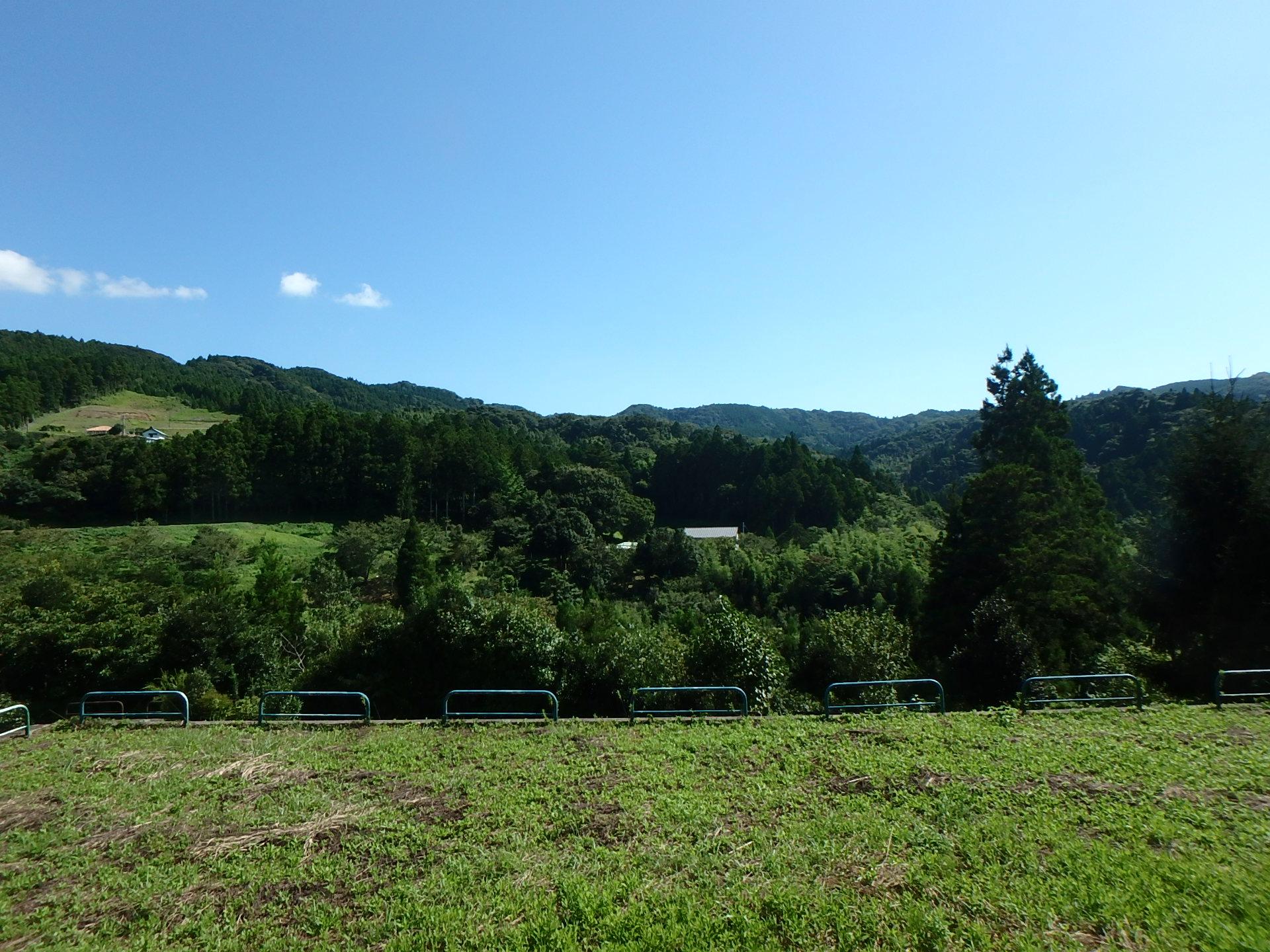 千葉県鴨川市平塚の山林土地価格変更、大山田千枚田近く