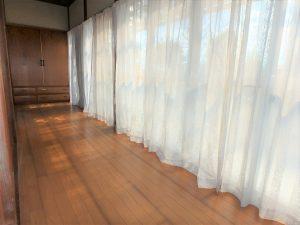 千葉県館山市八幡の不動産、戸建て、移住、広縁もゆったり贅沢に