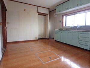 千葉県館山市八幡の不動産、戸建て、移住、広さは7畳半ほど