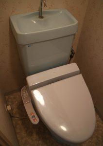 千葉県南房総市白浜町滝口のマンション、アレーヌ白浜、別荘、海一望、続いてお手洗いです