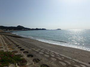 千葉県安房郡鋸南町保田の土地、海望む、海に近い住宅地、空気が澄んだ日は富士山も