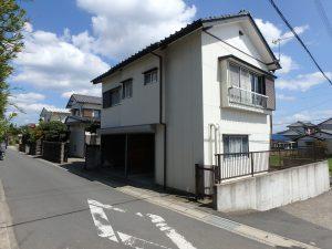 千葉県館山市八幡の不動産、戸建て、移住、敷地に建物は二棟