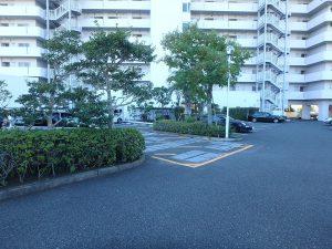 千葉県南房総市白浜町滝口のマンション、アレーヌ白浜、別荘、海一望、マンション裏に無料駐車場