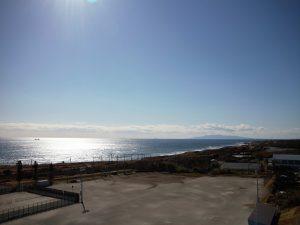 千葉県南房総市白浜町滝口のマンション、アレーヌ白浜、別荘、海一望、ナイスロケーションです