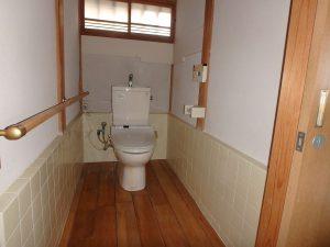 千葉県館山市八幡の不動産、戸建て、移住、もちろん水洗です