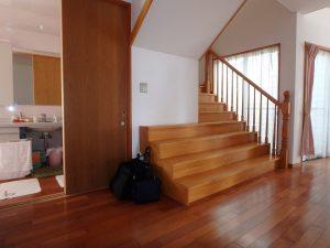 千葉県鴨川市横渚の不動産、前原海岸すぐ前、海一望別荘、高級別荘、続いて2階へ