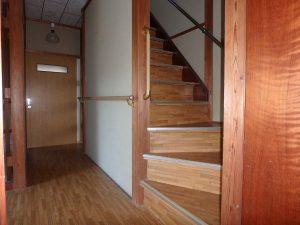 千葉県館山市八幡の不動産、戸建て、移住、続いて2階に移動です
