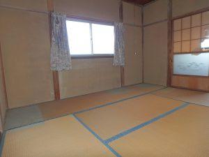千葉県館山市八幡の不動産、戸建て、移住、2階は和室が二間