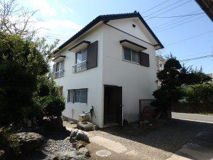 千葉県館山市八幡の不動産、戸建て、移住、次は離れに移動です