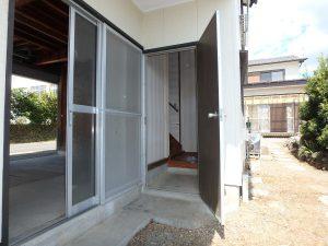 千葉県館山市八幡の不動産、戸建て、移住、居室の2階へ