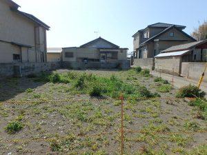 千葉県安房郡鋸南町保田の土地、海望む、海に近い住宅地、54坪のほぼ整形地です