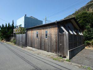 千葉県南房総市和田町白渚の不動産、海一望、海が見える別荘、メインとゲストの建物2棟