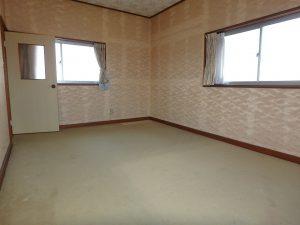 千葉県館山市八幡の不動産、戸建て、移住、洋室は7帖半