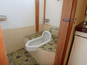 千葉県館山市八幡の不動産、戸建て、移住、トイレは和式