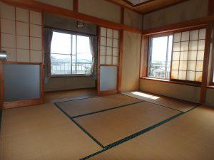 千葉県館山市八幡の不動産、戸建て、移住、和室は6帖