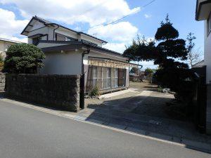 千葉県館山市八幡の不動産、戸建て、移住、最後に外回りを
