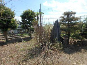 千葉県館山市八幡の不動産、戸建て、移住、庭園造りもイイかも