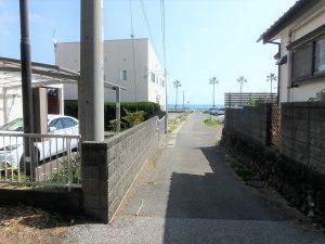 千葉県鴨川市横渚の不動産、前原海岸すぐ前、海一望別荘、高級別荘、雰囲気いいな
