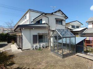 千葉県館山市八幡の不動産、戸建て、移住、陽当りも問題なし