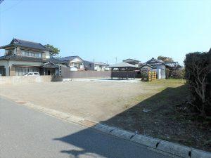 千葉県館山市北条の不動産、土地、北条海岸近く、人気が高いエリアです