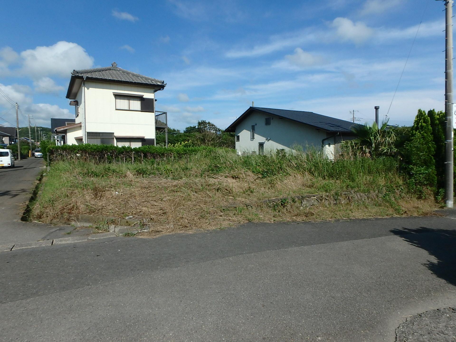 千葉県館山市佐野、平砂浦の土地、別荘用地、ご商談中