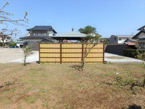 千葉県館山市北条の不動産、土地、北条海岸近く、陽当りも良く気持ちが良い