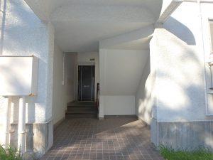 千葉県館山市洲崎ロイヤルマンション、海一望別荘、物件所在は1階です