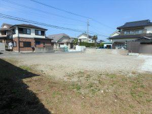千葉県館山市北条の不動産、土地、北条海岸近く、イオンタウンも歩いてすぐ
