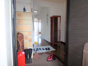 千葉県館山市洲崎ロイヤルマンション、海一望別荘、続いて室内を確認します