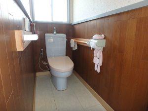 千葉県南房総市千倉町千田の不動産、田舎暮らし、海望む、戸建て、トイレは1階と2階に