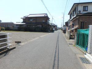 千葉県館山市北条の不動産、土地、北条海岸近く、海岸に行ってみましょう