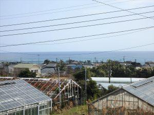 千葉県南房総市和田町花園の土地、売地、海一望、海が見える、ちょうど良い海の距離感