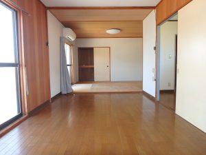 千葉県南房総市千倉町千田の不動産、田舎暮らし、海望む、戸建て、明るく開放的です