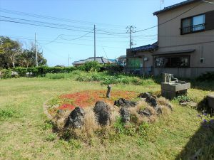千葉県南房総市千倉町千田の不動産、田舎暮らし、海望む、戸建て、菜園スペースもたっぷり