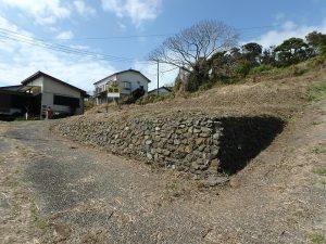 千葉県南房総市和田町花園の土地、売地、海一望、海が見える、海抜30mの高台です