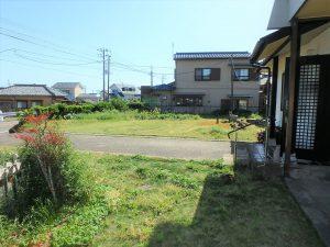 千葉県南房総市千倉町千田の不動産、田舎暮らし、海望む、戸建て、柵で囲ってドッグランにも