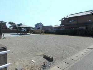 千葉県館山市北条の不動産、土地、北条海岸近く、館山のお屋敷用地として