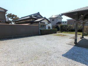 千葉県館山市北条の不動産、土地、北条海岸近く、多用途で検討できます