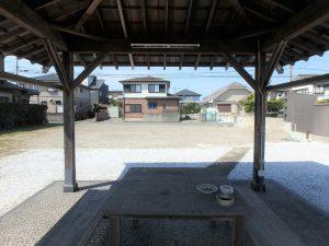 千葉県館山市北条の不動産、土地、北条海岸近く、壊すのもったいない