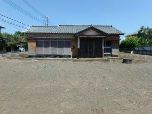 千葉県館山市国分の不動産、土地、別荘用地、陽当り良好の整形地です