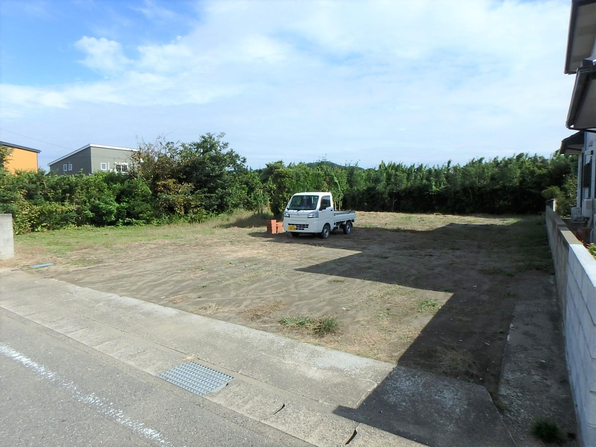 千葉県南房総市富浦町多田良の不動産、土地、海が近い立地、ご商談中
