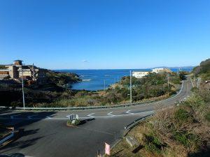 千葉県館山市洲崎のマンション、洲崎ロイヤル、海が見える別荘、風光明媚で美しい海環境